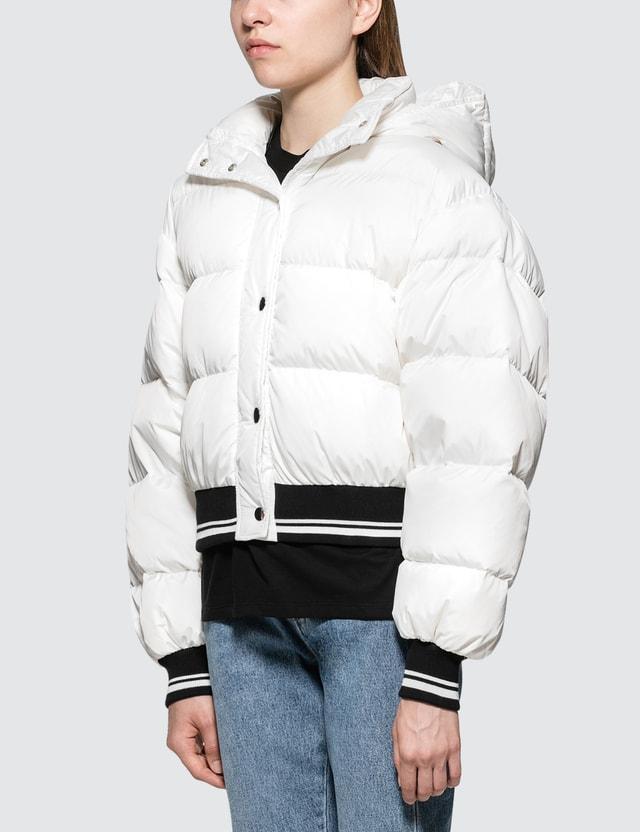MSGM Giubbino Down Puffer Jacket
