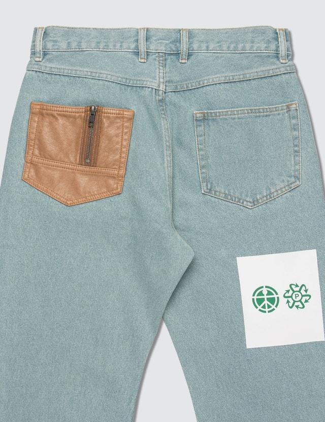 Rassvet Light Wash Denim Jeans