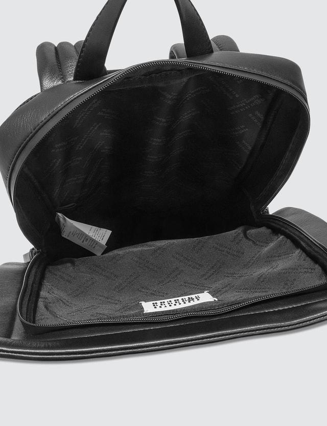 Maison Margiela Outline Leather Backpack