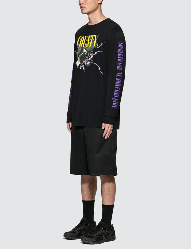 Marcelo Burlon Eagle L/S T-Shirt