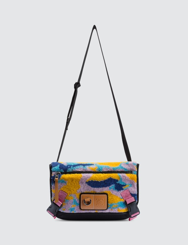 Loewe ELN Messenger Bag Multicolor Men