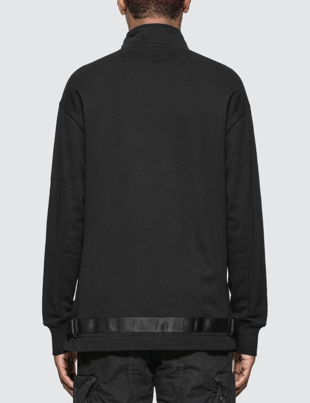 CP Company Lens Detail Mock Neck Sweatshirt