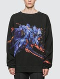 Maison Margiela Flower Sweatshirt Picture