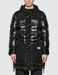 Burberry Technical Wool Detail Puffer Coat Picture