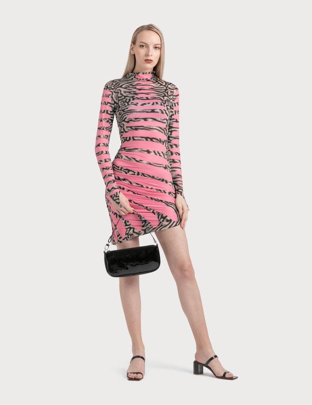 Maisie Wilen Turtleneck Dress