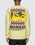 Brain Dead Evaluate Long Sleeve T-shirt Picture