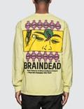 Brain Dead Evaluate Long Sleeve T-shirt 사진