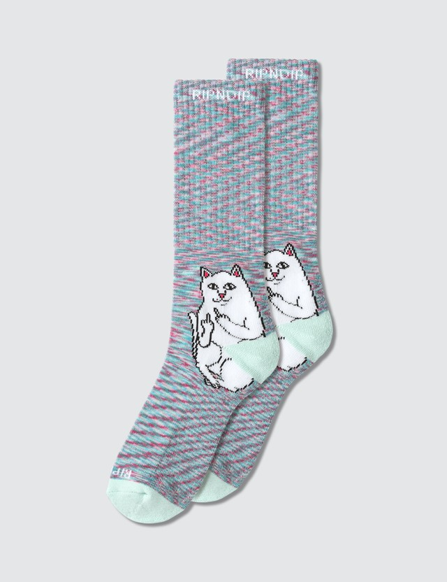 RIPNDIP Lord Nermal Socks
