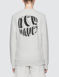 Stussy New Waves Sweatshirt Picture