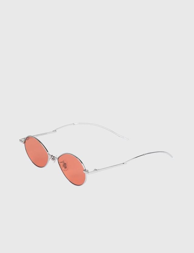 Gentle Monster Cobalt Sunglasses Orange Women
