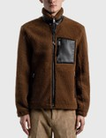 Loewe Shearling Jacket Picture