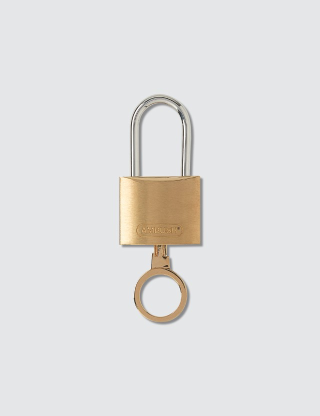 Ambush Padlock Key Ring