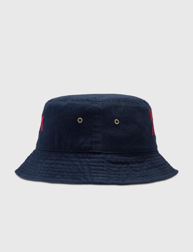 Wind And Sea Sea (SPC) Bucket Hat Navy Men