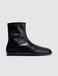 Maison Margiela Tabi Ankle Flat Boots Picture