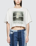 MM6 Maison Margiela Short Sleeve Printed T-Shirt Picture
