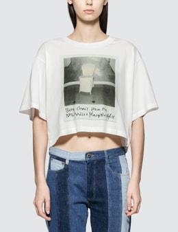 MM6 Maison Margiela Short Sleeve Printed T-Shirt