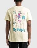 RIPNDIP Nerm In A Hat T-Shirt Natural Men