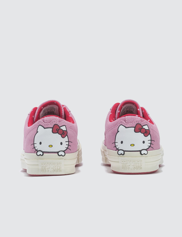 Converse Hello Kitty x Converse One Star