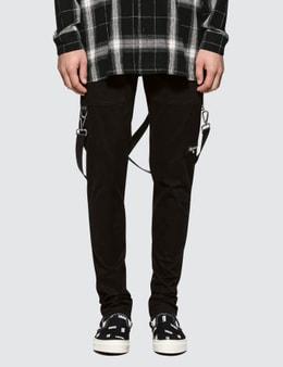 Stampd Strapped Carpenter Pants