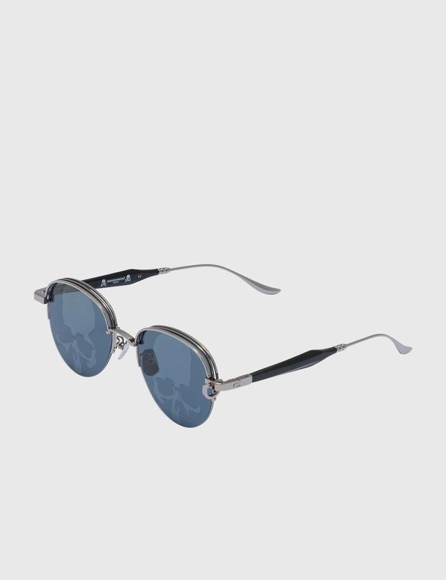 Mastermind Japan Mastermind Japan Sunglasses Mm003-bs Black Archives