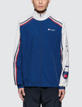 Champion Reverse Weave Sleeve Logo Jacket Picture
