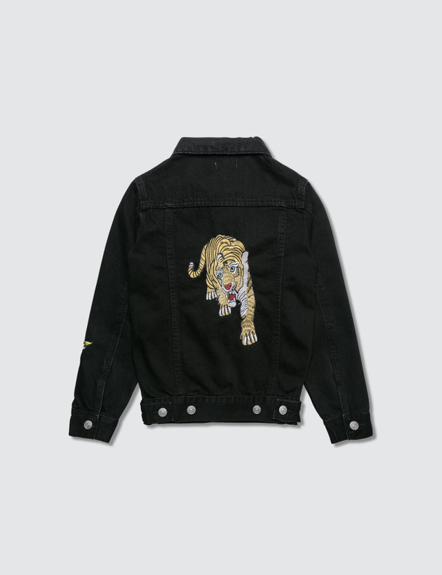 Haus of JR Jeffery Patch Jacket