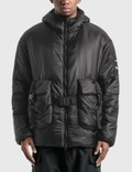 Y-3 Ch3 Lightweight Puffy Jacket Picutre
