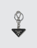 Prada Logo Key Chain Picture