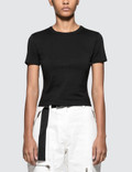 Maison Margiela Light Pure Cotton Jersey Short Sleeve Basic T-shirt Picutre
