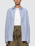 Martine Rose Classic Stripes Shirt Picture