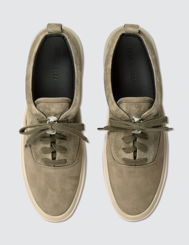 Fear of God 101 Lace Up Sneaker Taupe Men
