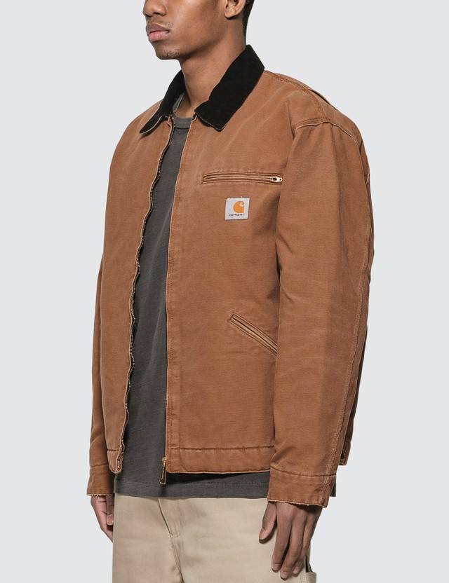 Carhartt Work In Progress OG Detroit Jacket