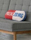 Jonathan Adler Prescription Prozac Pillow N/a Life