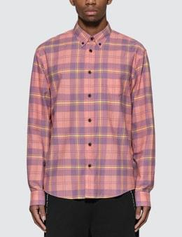 Acne Studios Waffle Check Shirt