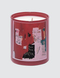 "Ligne Blanche Jean-Michel Basquiat ""Red"" Perfumed Candle Picture"
