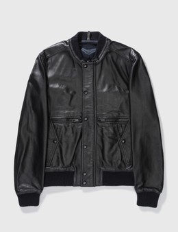 Dior Dior Leather Jacket