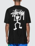 Stussy Warrior Man T-shirt Picture