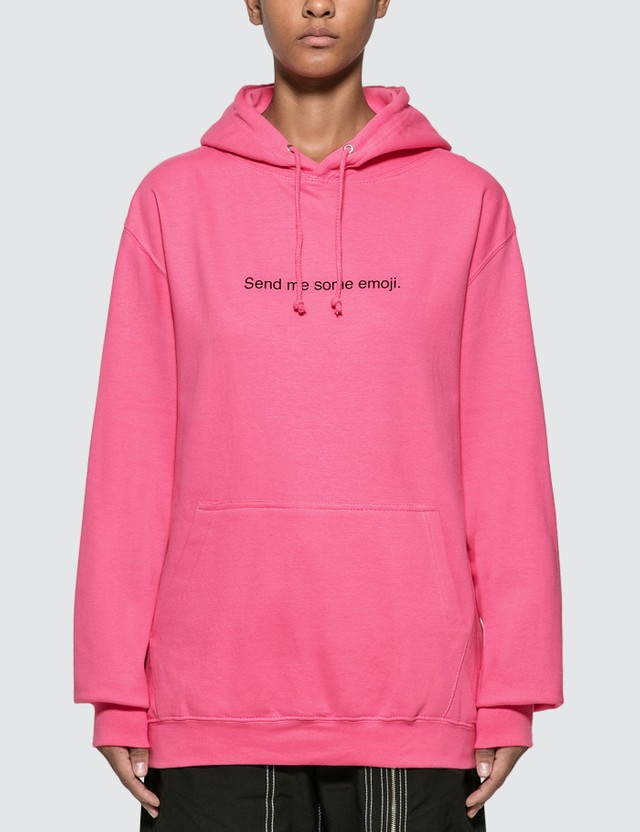 Fuck Art, Make Tees Send Me Some Emoji. Hoodie