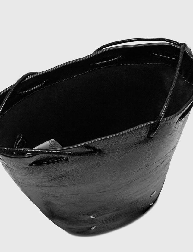Maison Margiela Tabi Bucket Bag Black Women