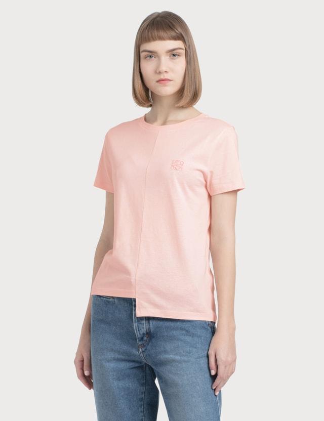 Loewe Asymmetric Anagram T-shirt