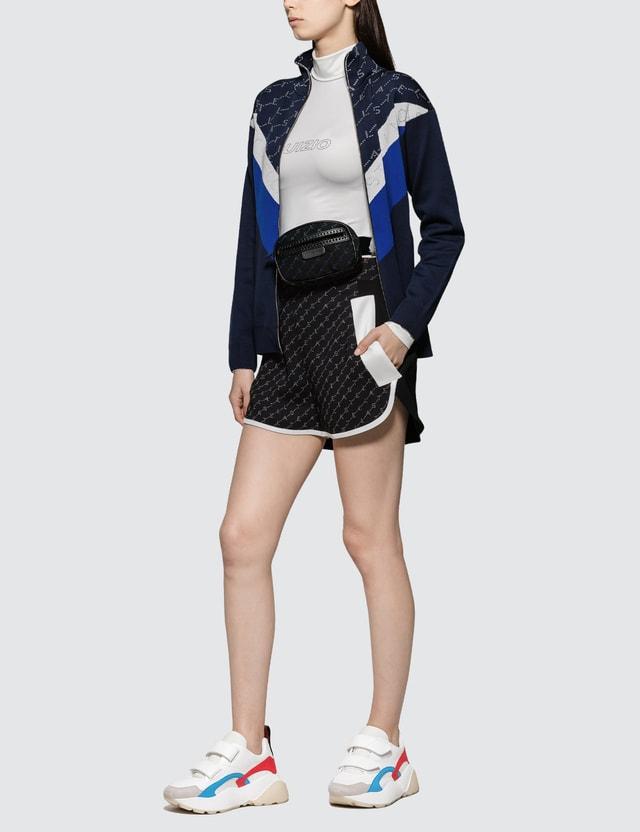 Stella McCartney Allolver Logo Shorts