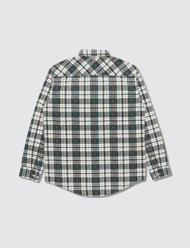 Visvim Visvim Black Elk Flannel Giza Shirt