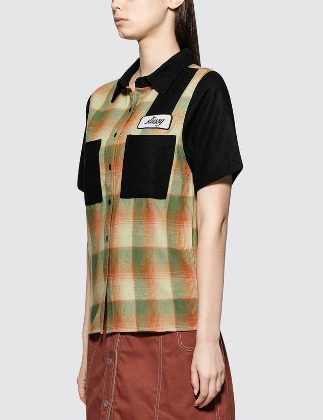 Stussy Doris Plaid Garage Shirt