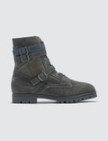 C2H4 Los Angeles Number (N)ine x C2H4 Military Boots Picture