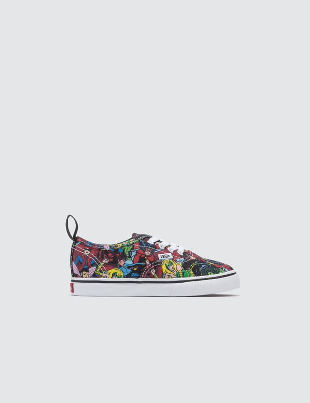 Vans Marvel Authentic Elastic Lace
