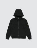 Stone Island Hooded Zip Jacket (Kids) Picutre