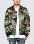 Alpha Industries CWU 36P Mod Triton Jacket Picutre