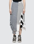 Loewe Stripe Jersey Skirt Picture