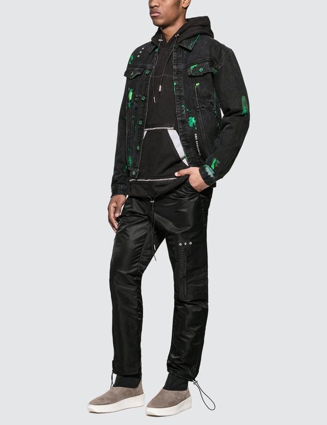 GEO Custom Denim Jacket