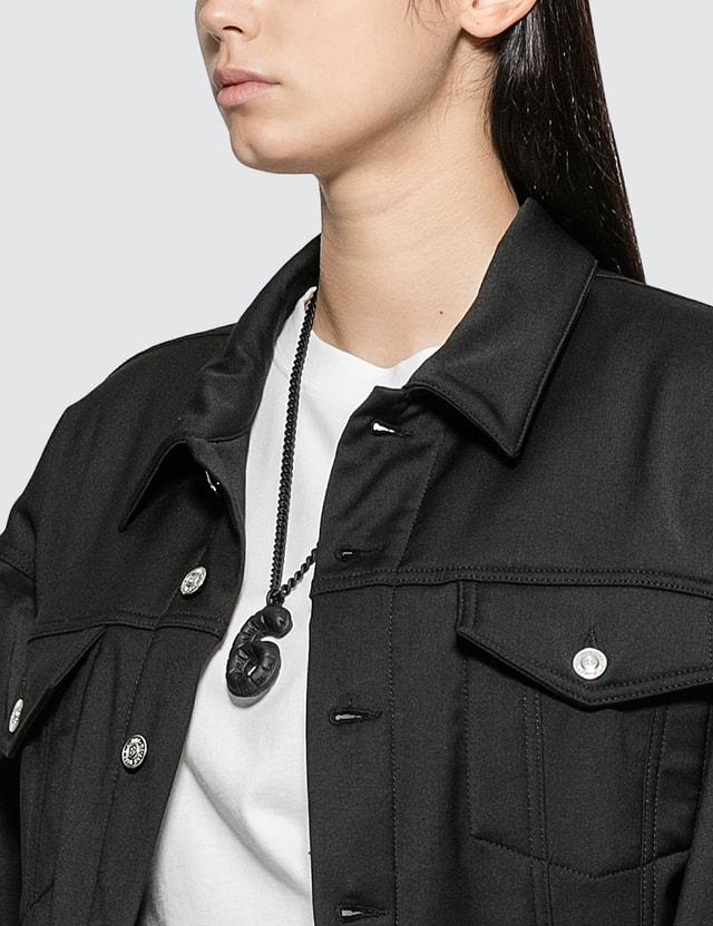 MM6 Maison Margiela Woven Sports Jacket